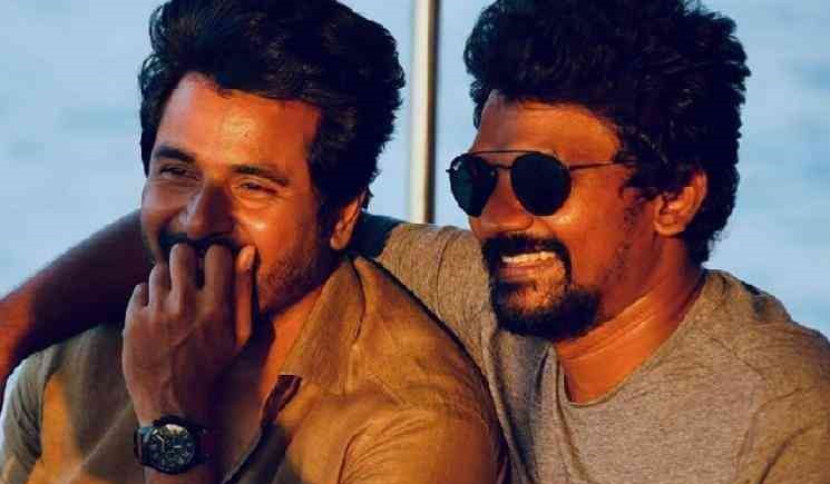 Sivakarthikeyan asked Director Nelson for the 'Thalapathy 65' update