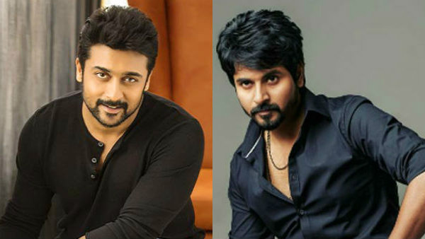 Sivakarthikeyan is a film actress who is paired with Surya