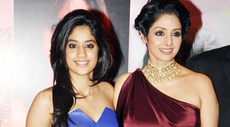 Sridevi's daughter Jhanvi Kapoor fell in love with the actor