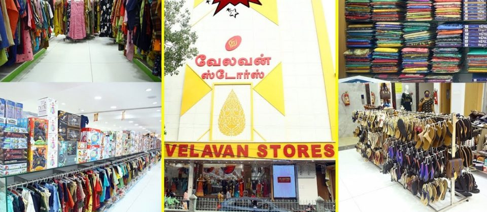 Velavan Stores offering offers