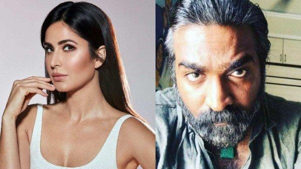 Vijay Sethupathi To Pair Up With Katrina Kaif