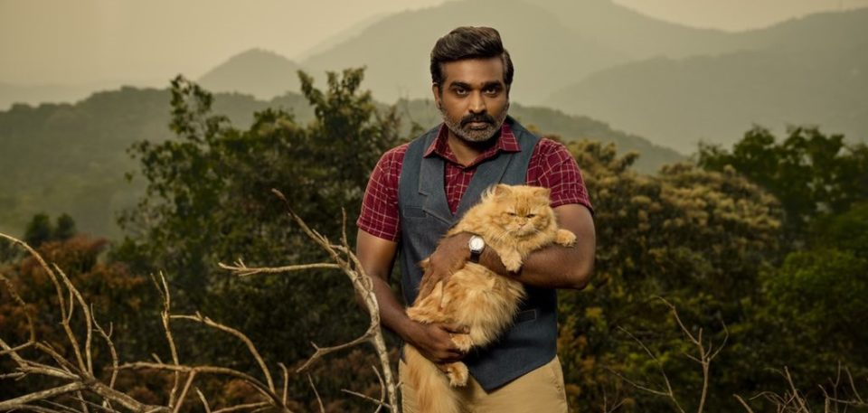 Vijay Sethupathi in his debut film in Bollywood