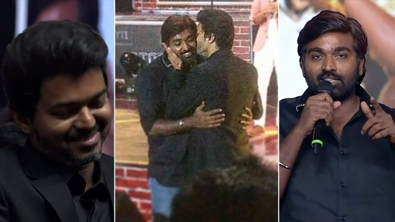 Vijay is the reason for 'Master' to come out better - Vijay Sethupathi!
