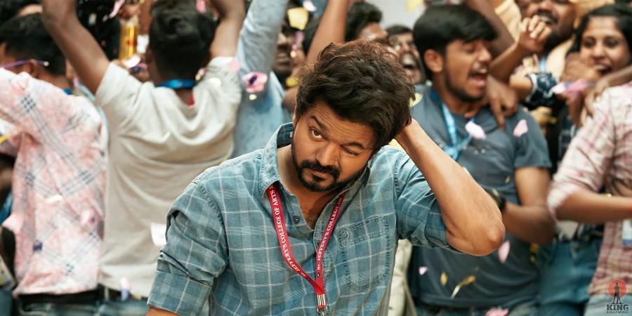 Vijay's Master leaked Few scenes before release
