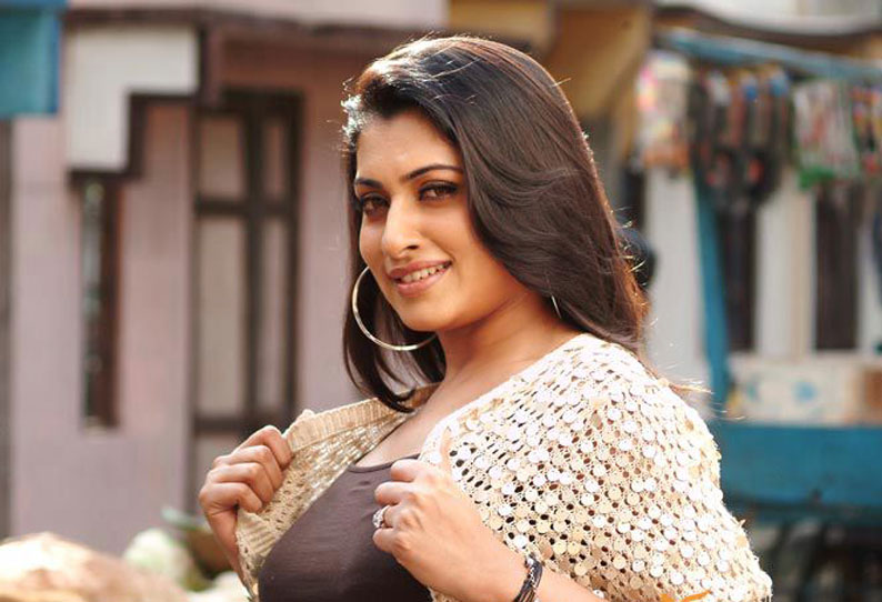 Actress Malavika involved in an accident