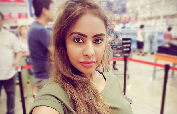 Actress Sri Reddy to act in Silk Smitha biopic