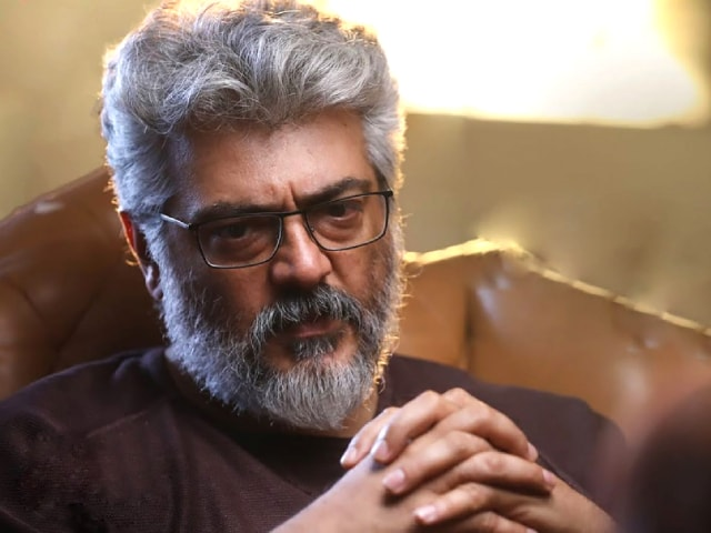 Ajith joins famous director for third time
