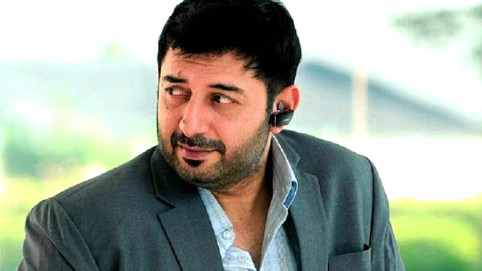 Arvind Swamy is acting in Malayalam after 25 years