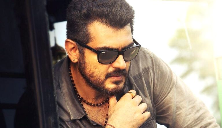 Fans adhering to Ajith's statement and pasting posters