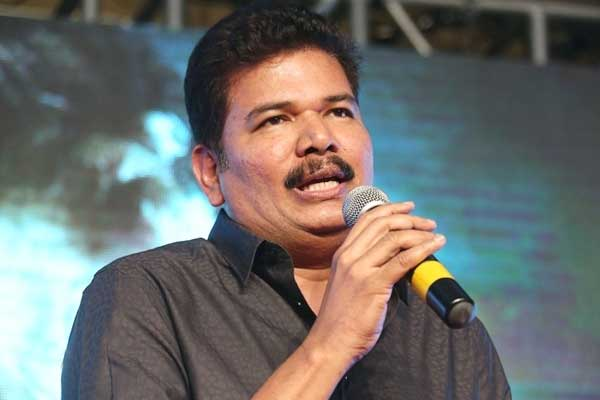 Director Shankar's next film is with him - announcement soon