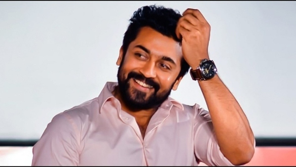 Famous actor joins Suriya after 20 years