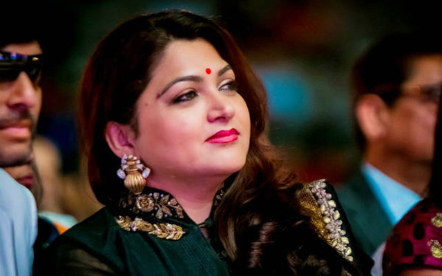 It's been 26 years ... Khushboo's elastic record