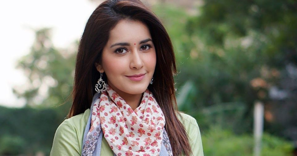 Love letter from actress Rashi Khanna