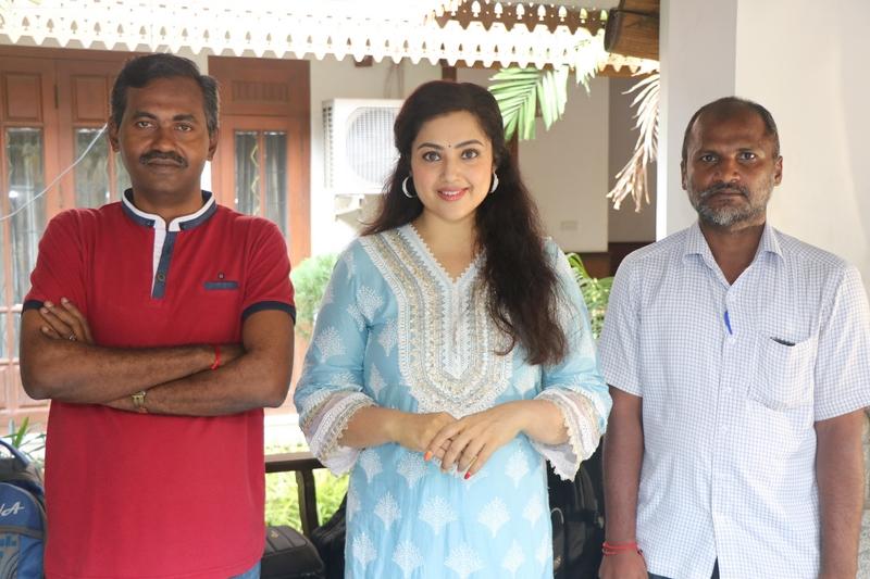 Mayathirai Single Track Launch by Actress Meena