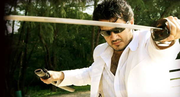 Re-release of 'Billa' - Ajith fans excited