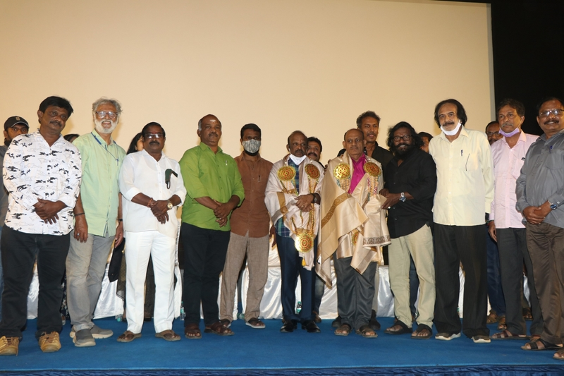 Sangathalaivan Movie Press Meet Stills