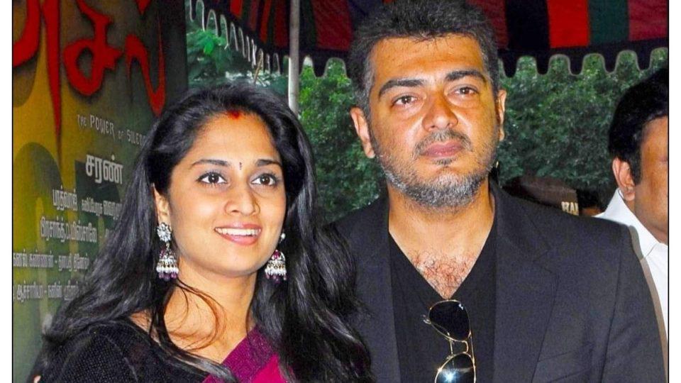 Shalini Ajith Re-entry in Tamil Cinema