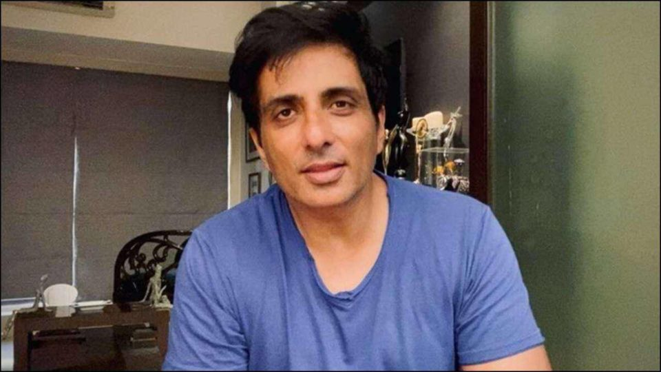 Sonu Sood on the field for the helpless elderly