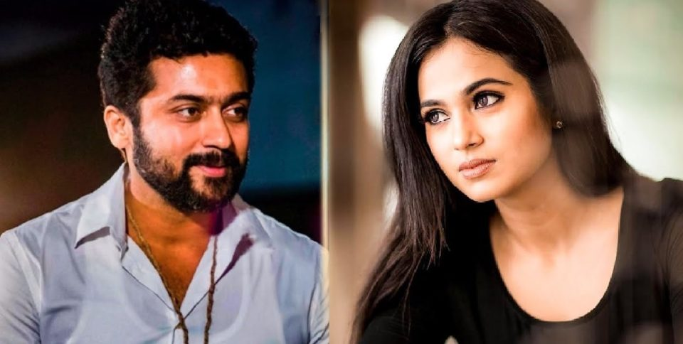 Suriya is another heroine who has joined the film