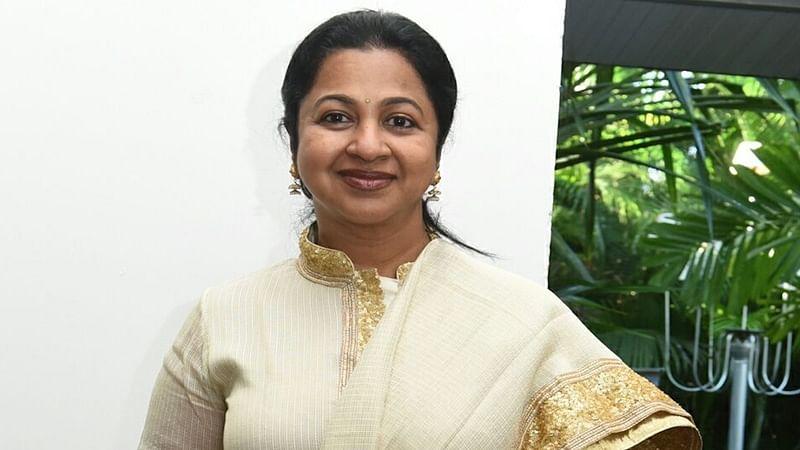 Talks with 2 actresses to play Radhika Sarathkumar
