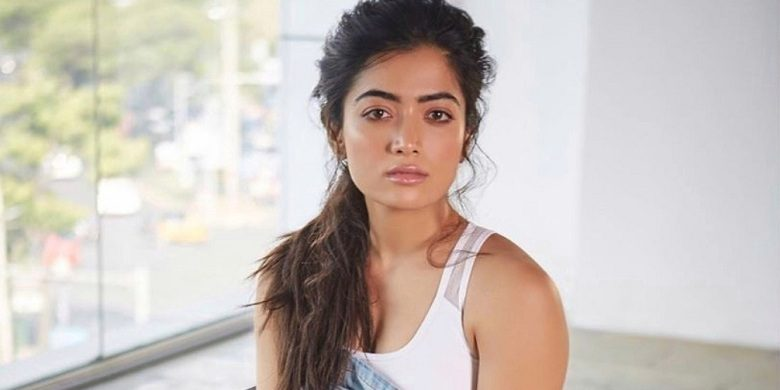 That Rs 2 crore was the reason for the IT raid on my house - Rashmika
