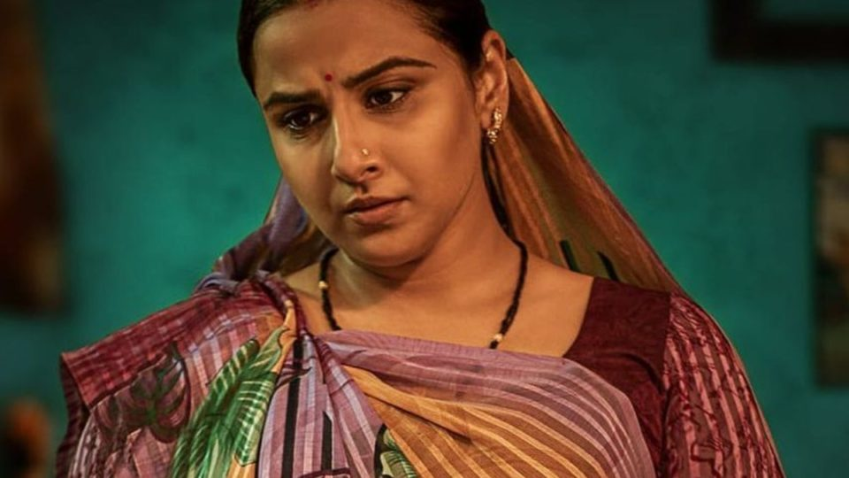 The short film starring Vidya Balan ... entered the Oscar race