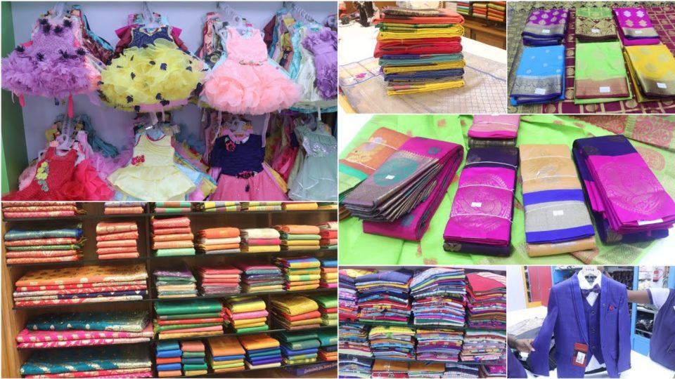 Velavan Stores New Collection