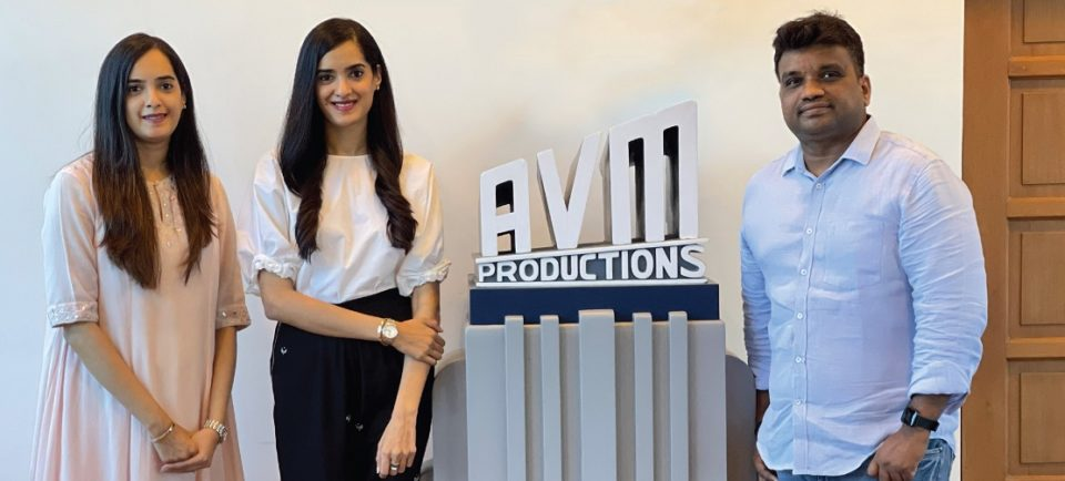 AVM company producing the web series