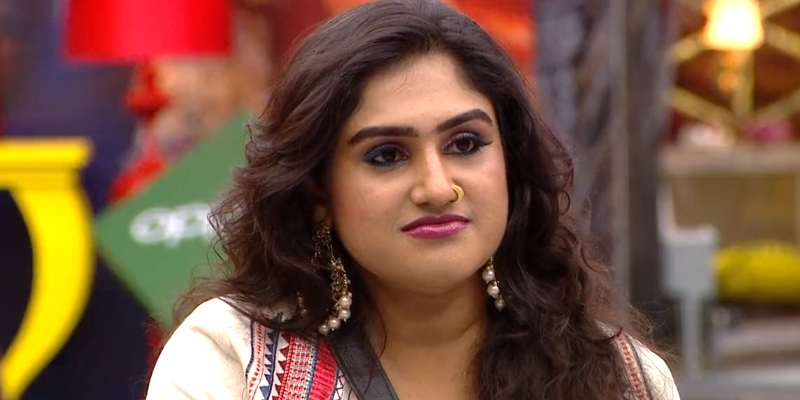 Accumulating film opportunity for actress Vanitha