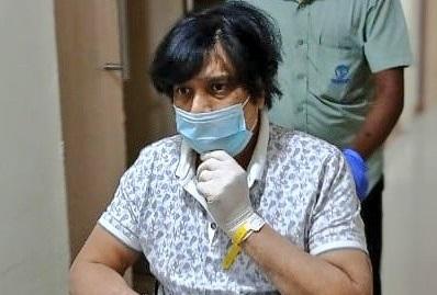 Actor Karthik Hospitalized