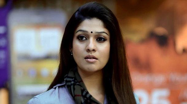 Actress Nayanthara joins lead actor for the first time