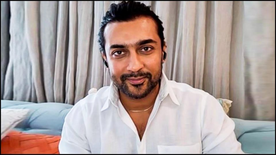 Famous director who impressed Suriya by telling a historical story