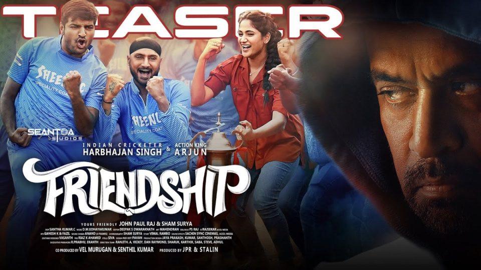 Friendship Movie Teaser