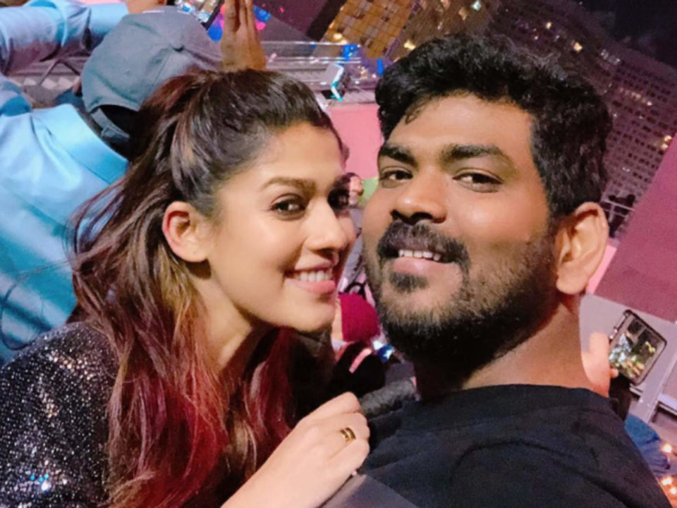 Is the engagement of Nayanthara and Vignesh Shivan over