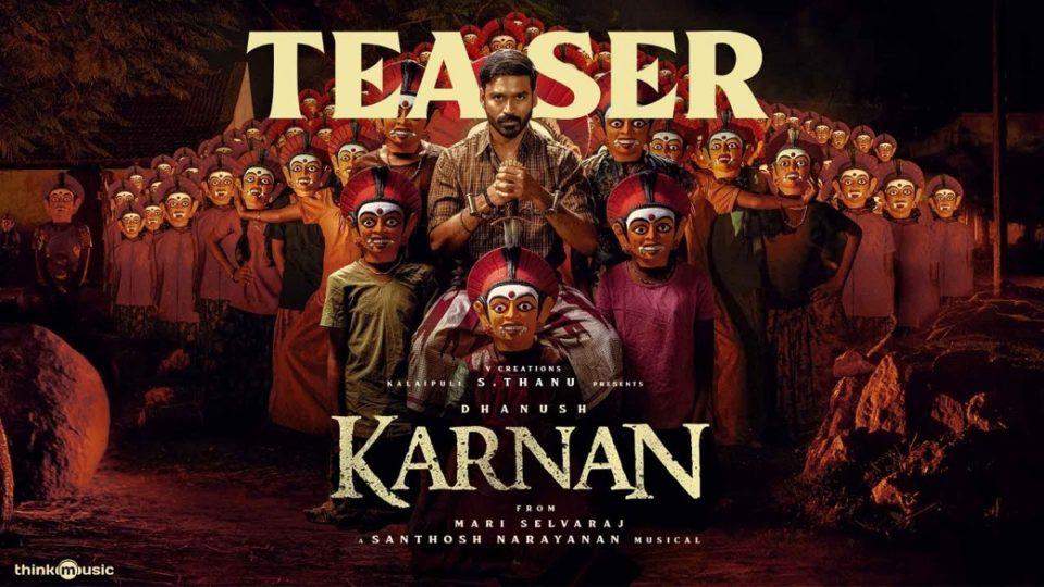 Karnan Official Teaser