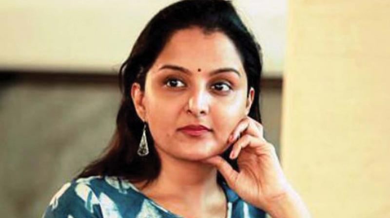 Manju Warrier paired with Madhavan