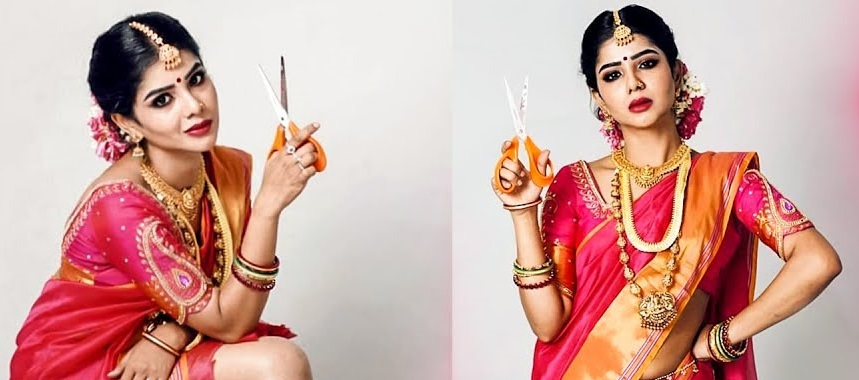 Pavithra Lakshmi Latest PhotoShoot