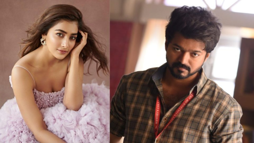 Pooja Hegde to pair up with Vijay in Thalapathy 65