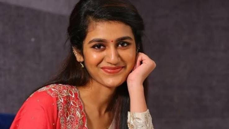 Priya Varrier failed in the shooting