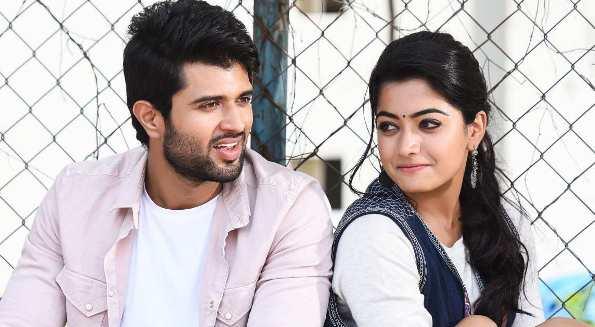 Rashmika Mandanna and Vijay Devarakonda paired again