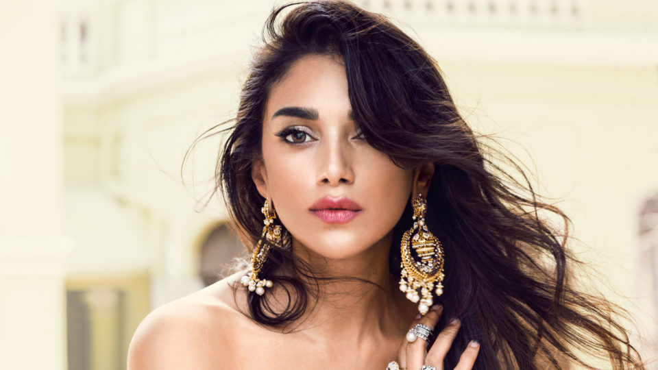 Ready to act glomor if needed for the story - Actress Aditi Rao