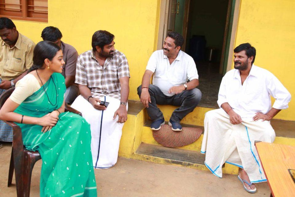Seenu Ramasamy reveals maamanithan update