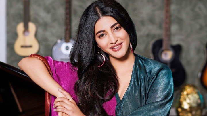 The reason to recover from tragedy - Shruti Hassan