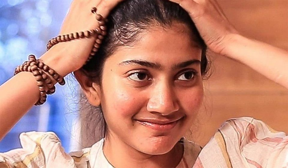 The song controversy of Sai Pallavi came to an end