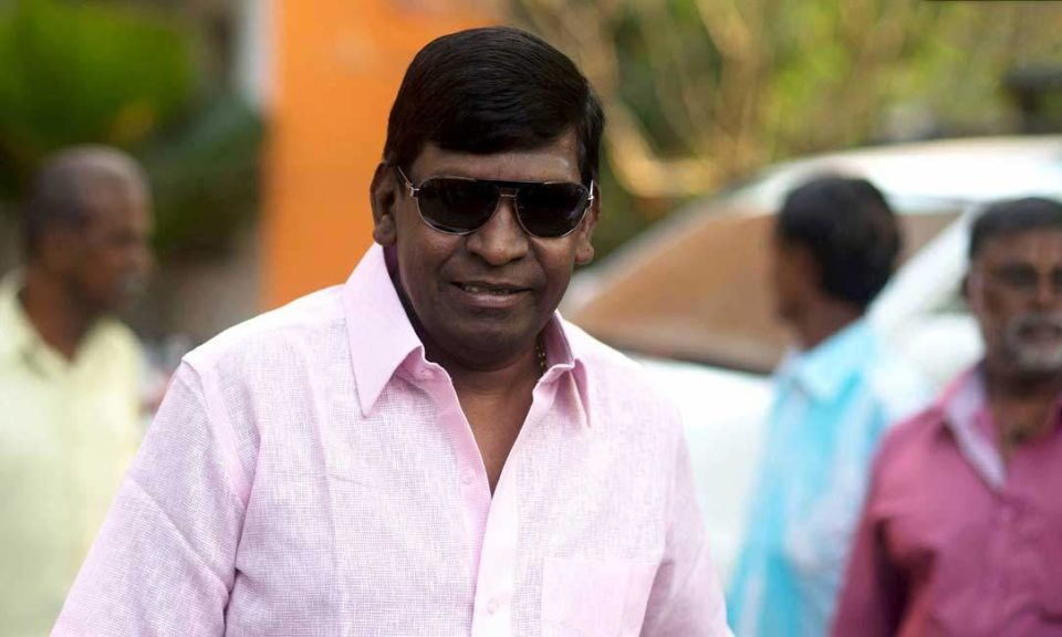 Vadivelu ready to give re-entry