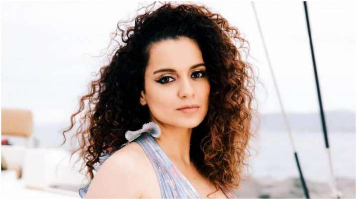 Vijay ... You are not human, God - says actress Kangana