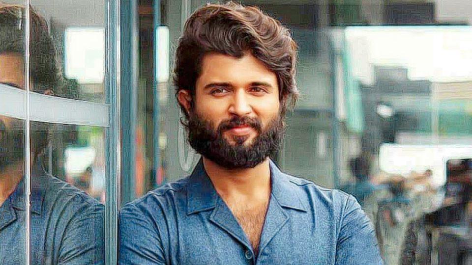 Vijay Devarakonda in love with famous actor's son