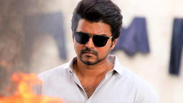 Vijay plays an undercover detective