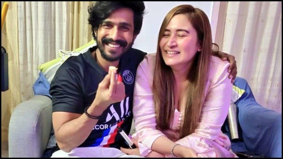When did you get married to badminton player Jwala Gutta - Description of Vishnu Vishal