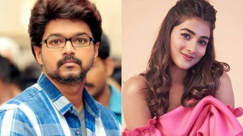 Why Thalapathy 65 did not attend the film pooja Pooja Hegde Description